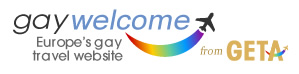 Gay Welcome - Europe's top gay tourism website
