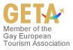 Add a GETA logo to your website
