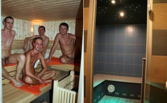 from Hezekiah gay saunas austria