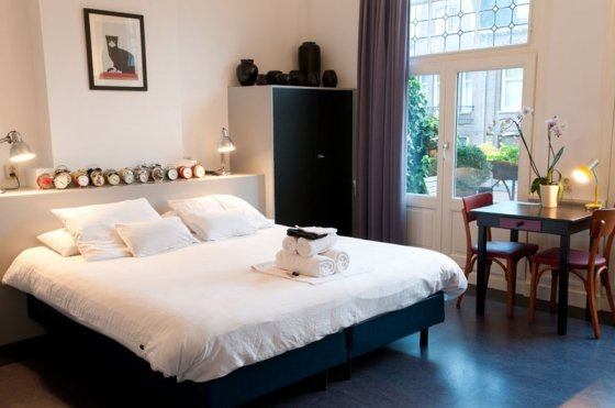 Gay bed breakfast amsterdam